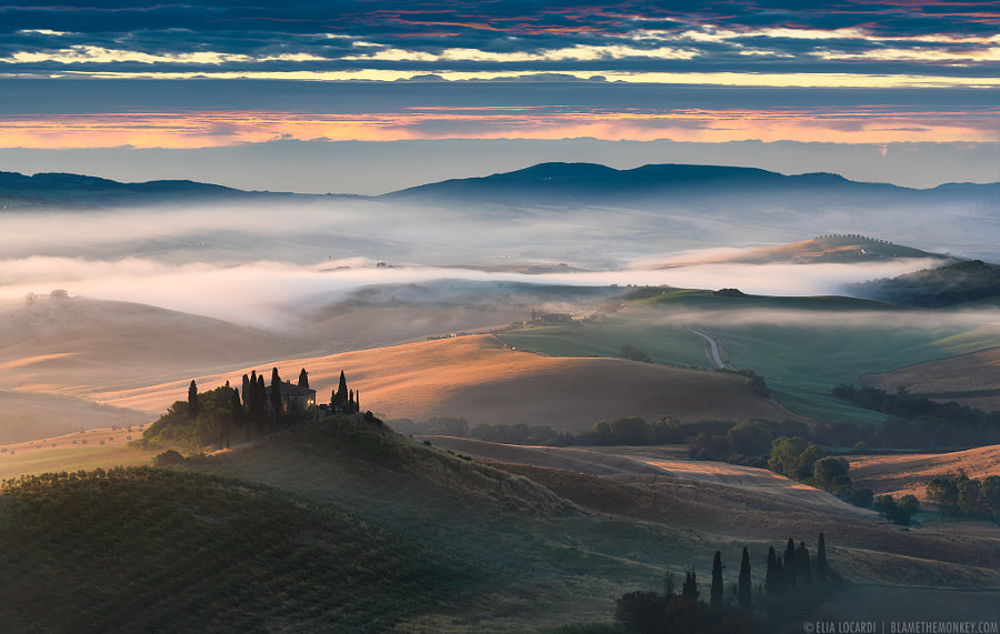 Photograph Misty Melody by Elia Locardi on 500px