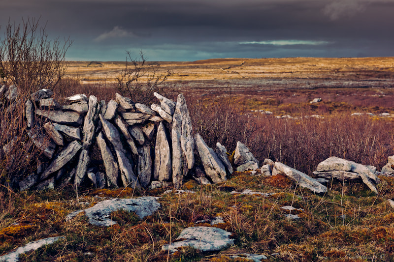 Photograph The Burren Walls by conor ledwith on 500px