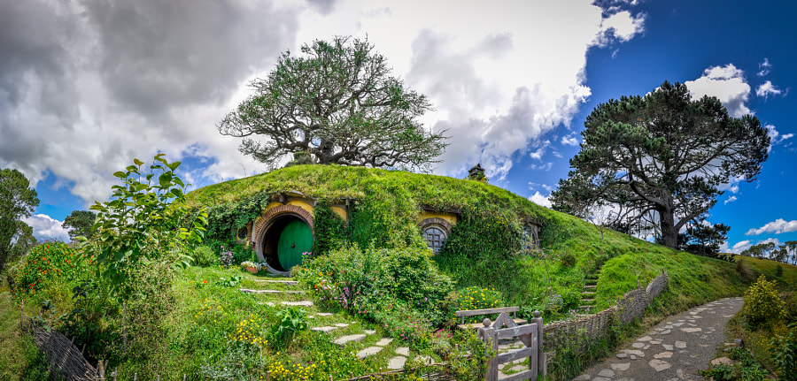 Bag End Panorama by Andreas Reiter on 500px.com