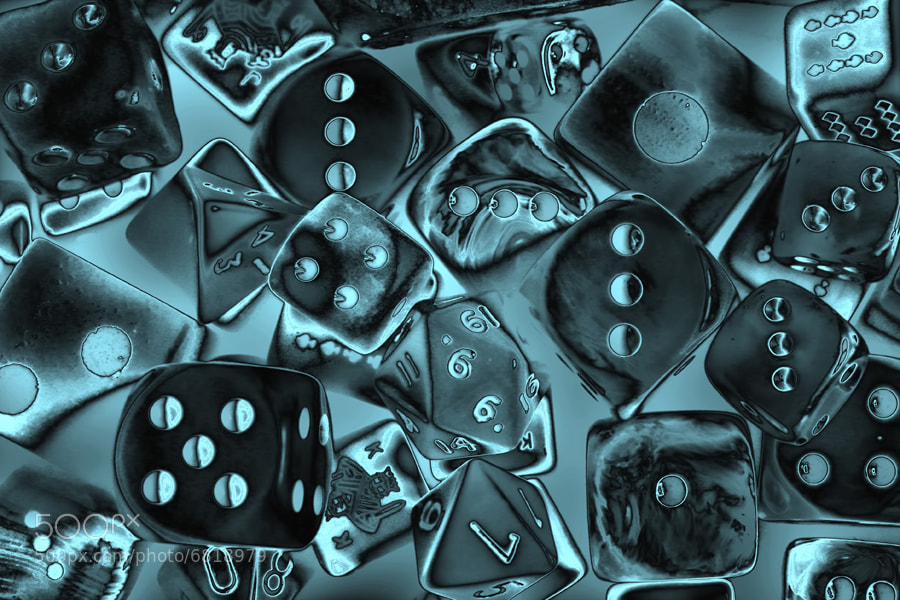 Photograph AMALGAM my DICE COLLECTION / AMALGAMA de mi COLECCIÓN de DADOS by Juan PIXELECTA on 500px