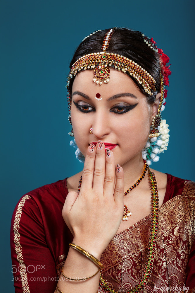 Photograph Bharatanatyam by Oleg Krasovsky on 500px
