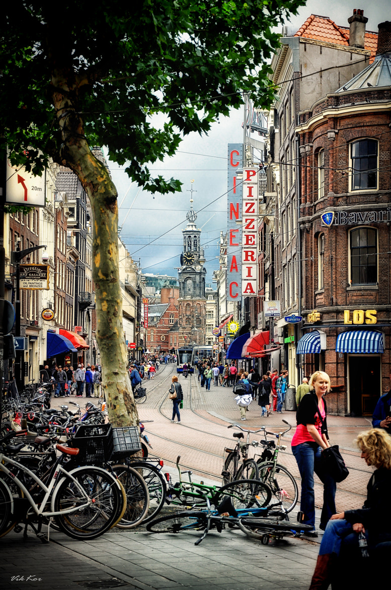 Photograph The streets of Amsterdam by Viktor Korostynski on 500px