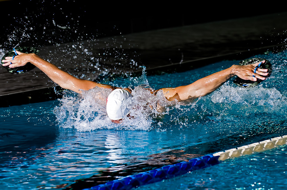 Photograph swimmer by Andy Parant on 500px