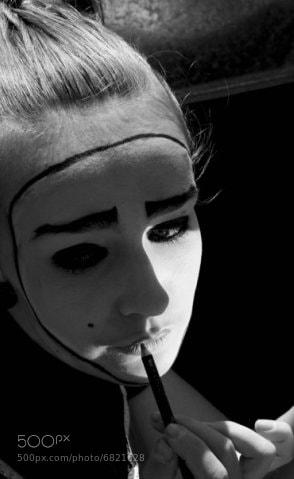 Photograph mimes by Masha Chekmeneva on 500px