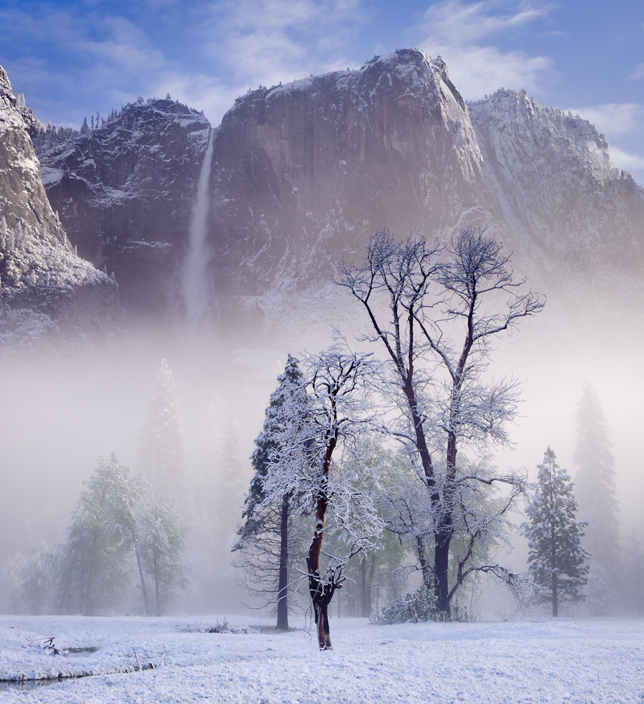 Photograph Yosemite Falls by Chris Sargent on 500px