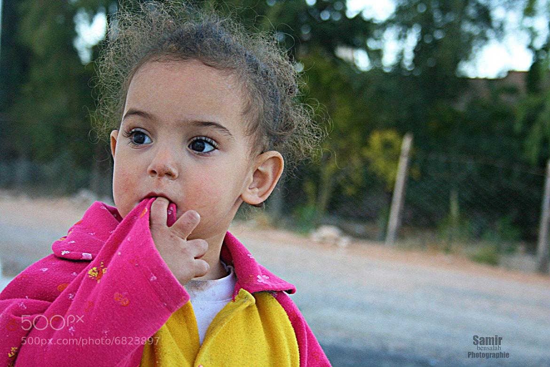 Photograph Islamic Girl  by Samir Bensalah  on 500px