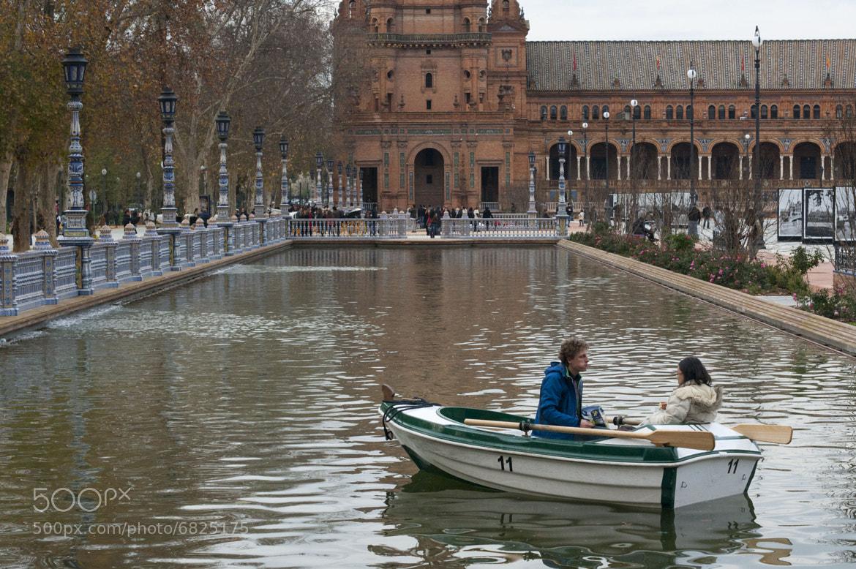 Photograph Plaza España, Sevilla by Agustín Saez Noguera on 500px