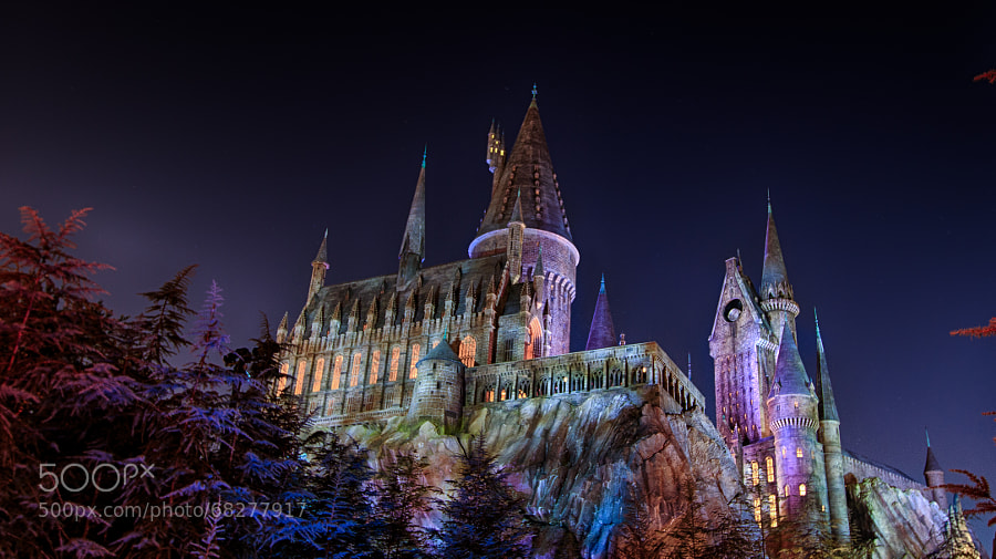 Photograph Hogwarts is Real by Arturo Robles Maloof on 500px