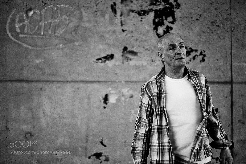 Photograph Volker by Sandra  Drljača on 500px
