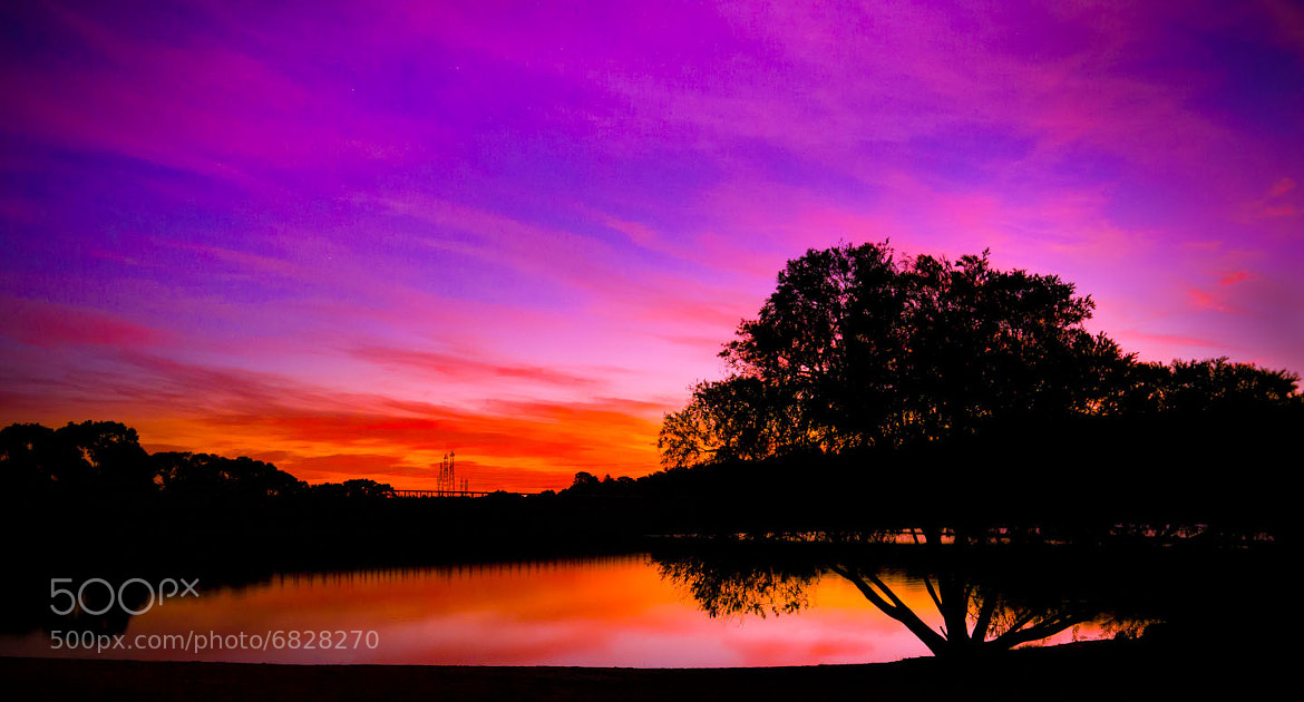 Photograph Sunset by raz has on 500px