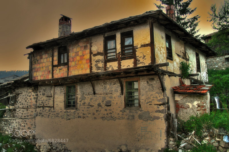 Photograph Old house in Bulgaria by Aнгел Николов on 500px