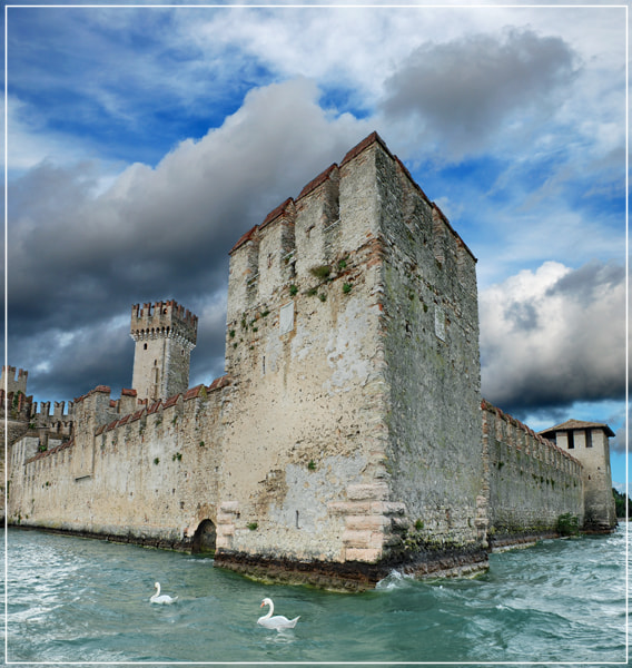 Photograph The Scaligero castle. by Valerijs Kostreckis on 500px