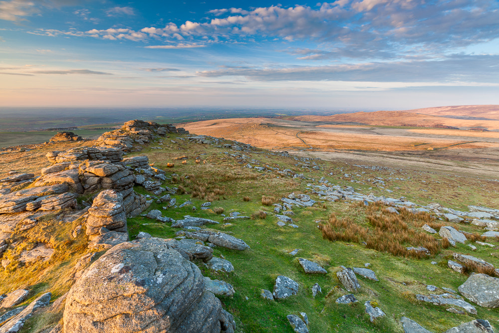Photograph West Mill Tor by Sebastian Wasek on 500px