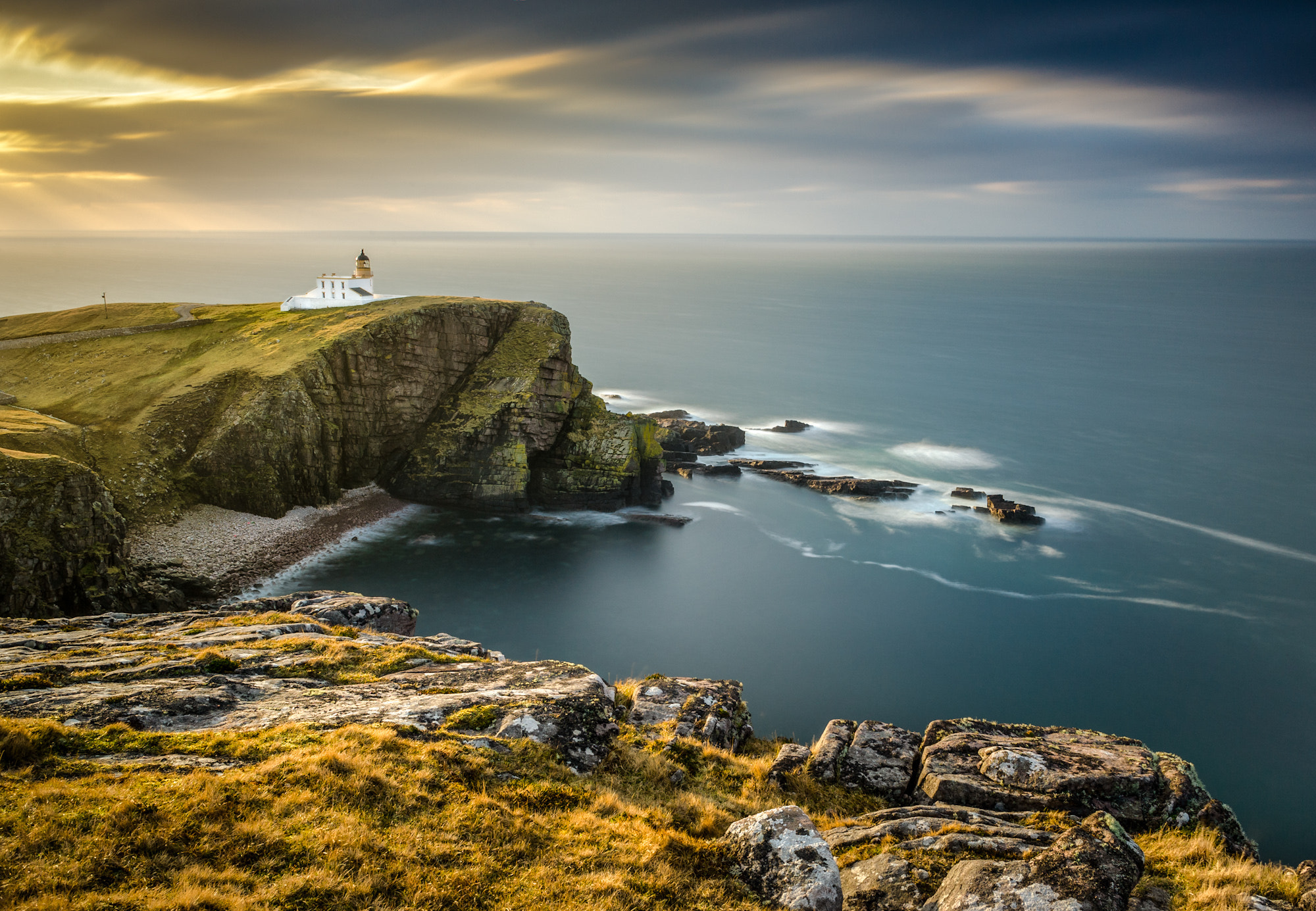 Photograph Last Outcrop by Dan Tucker on 500px