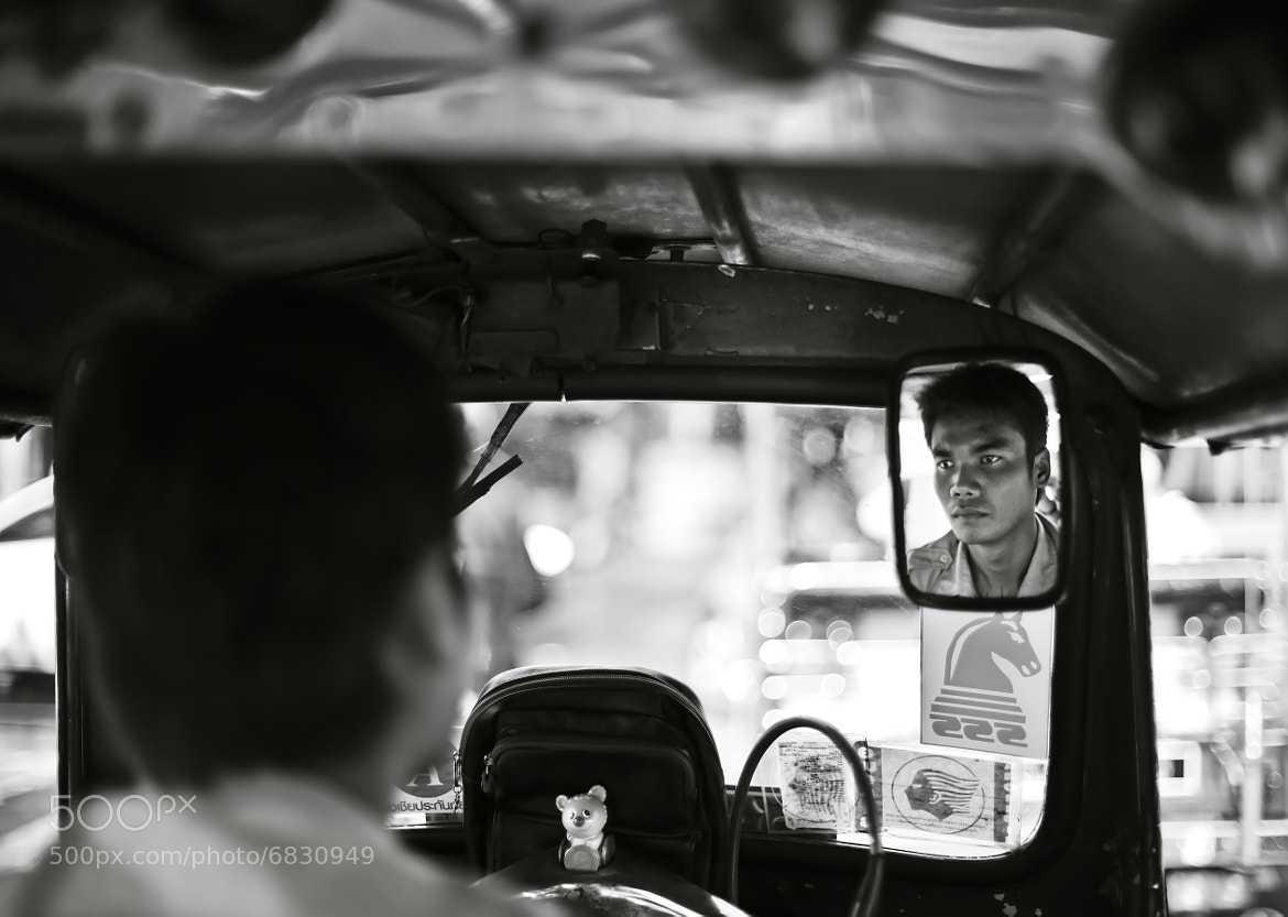 Photograph Driving through Bangkok by kostas maros on 500px