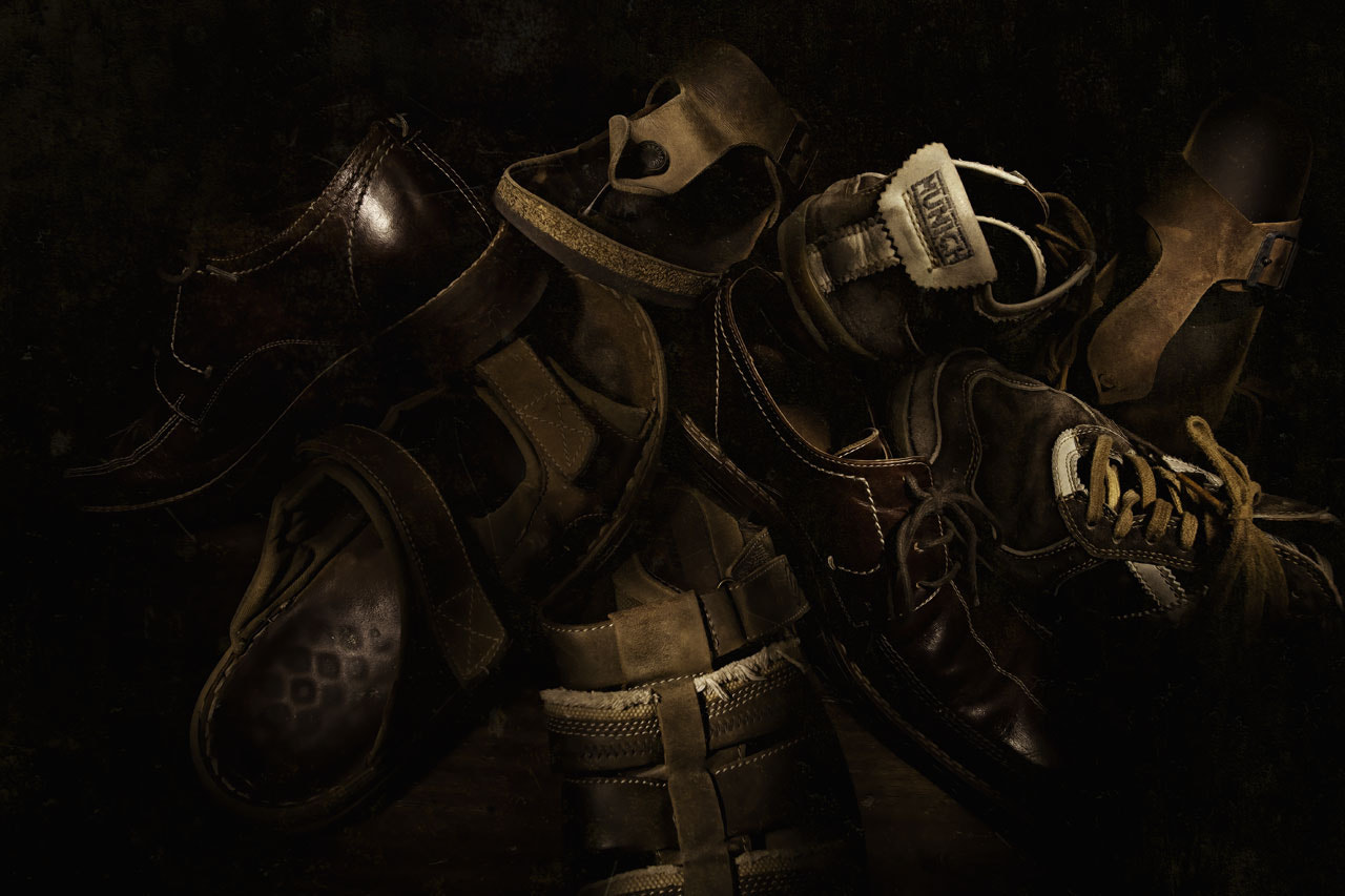 Photograph my old shoes by Torkil Storli on 500px