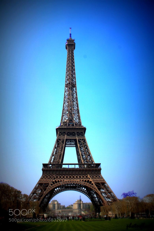 Photograph paris tour effeil by julien photography on 500px