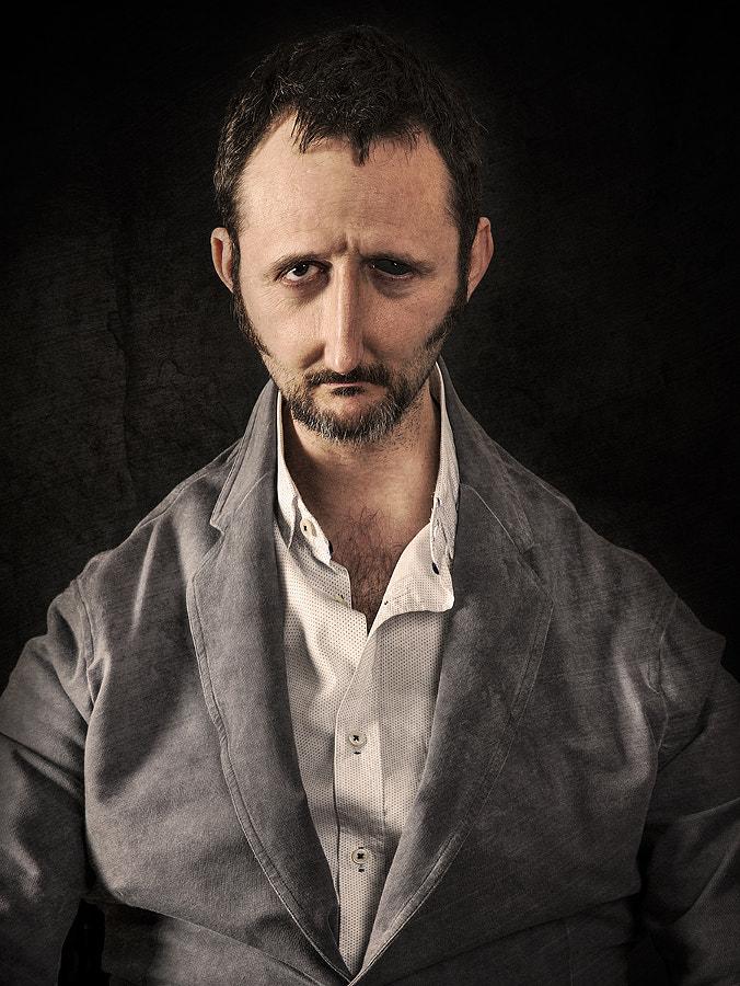 Portrait of Federico Mazzia