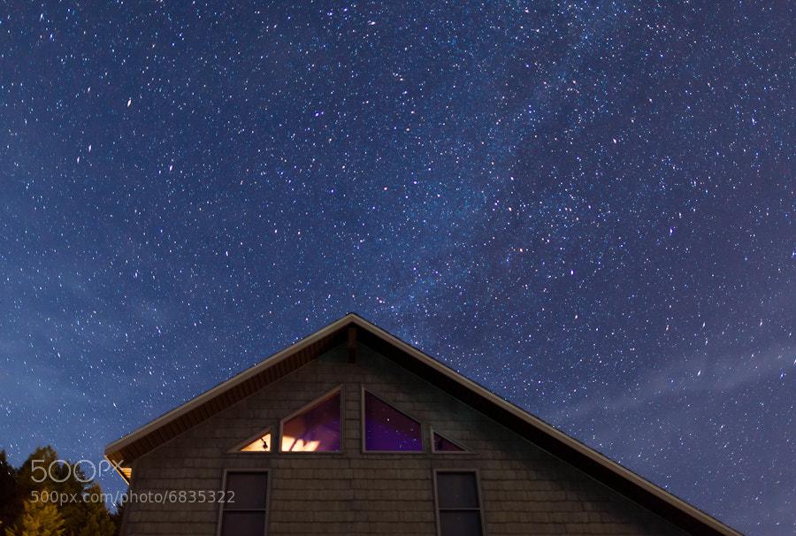 Photograph Night Sky, Pagosa Springs, Colorado. by Stanton Champion on 500px
