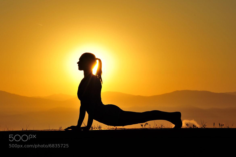 Photograph Majken Poulsen- California Sunrise by Rich Cruse on 500px