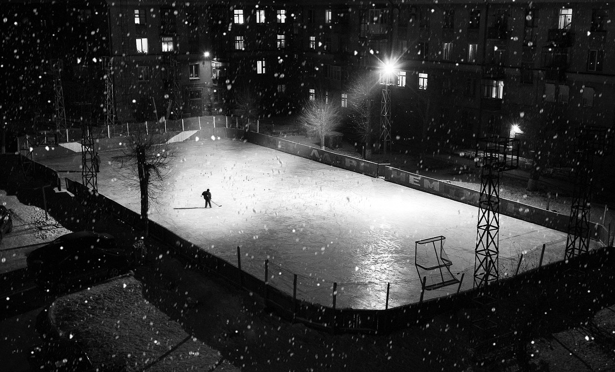 Photograph hockey by Alexander Sysuev on 500px