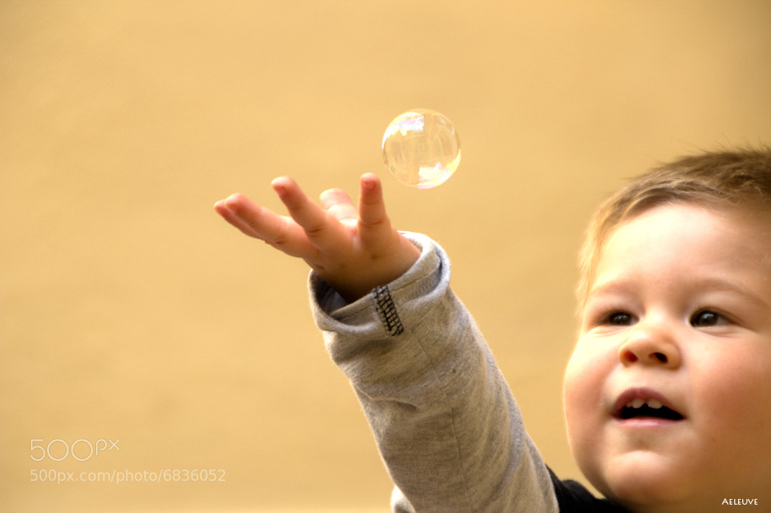 Photograph catch the bubble by Alvaro Ramirez on 500px
