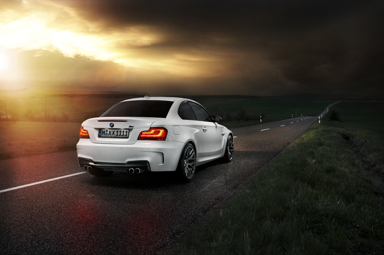 Photograph BMW 1M by Frederic Schlosser on 500px