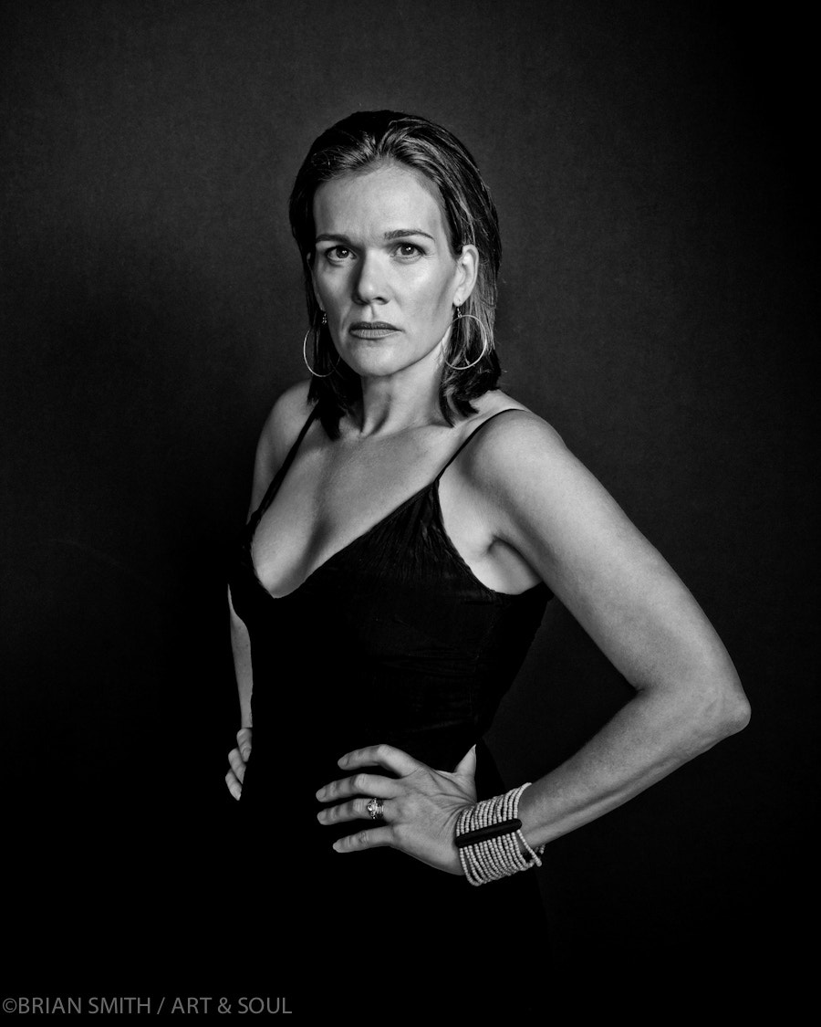 Photograph Film Noir: Catherine Dent by Brian Smith on 500px