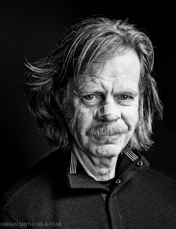 Photograph Film Noir: William H. Macy by Brian Smith on 500px