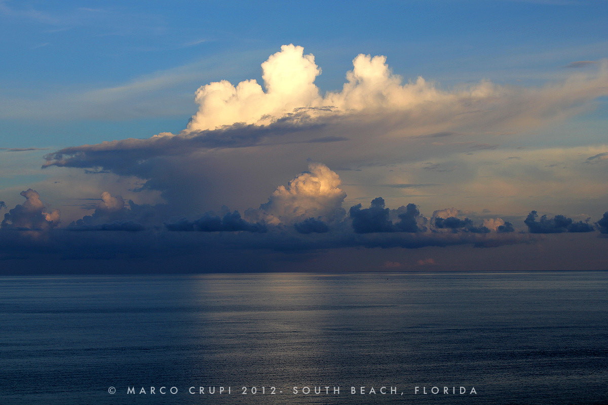 Photograph South Beach by Marco Crupi on 500px
