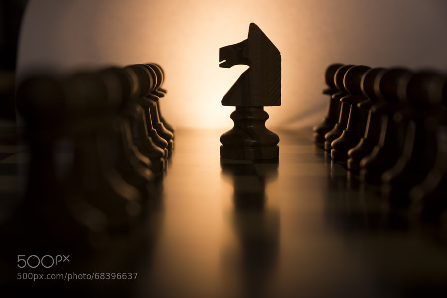 Photograph Chess by Anthony Hart on 500px