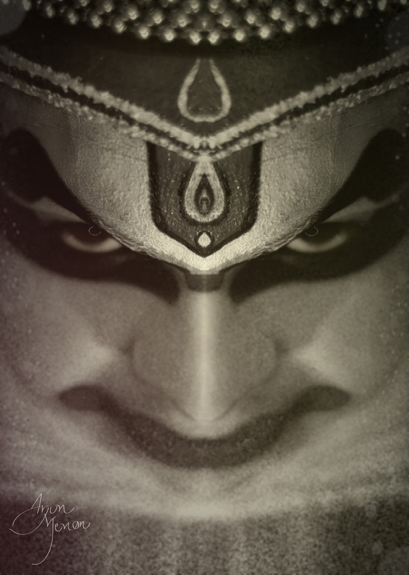 """Photograph """"The Archive Series"""" - Kathakali by Arjun  Menon on 500px"""