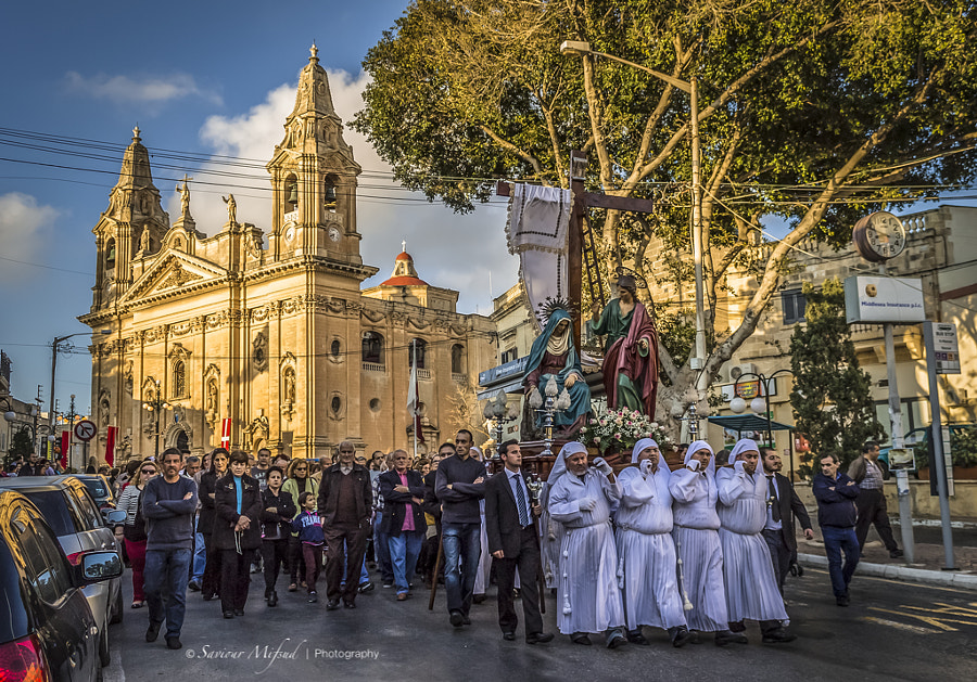 GoodFriday in Naxxar, Malta by Saviour Mifsud on 500px.com