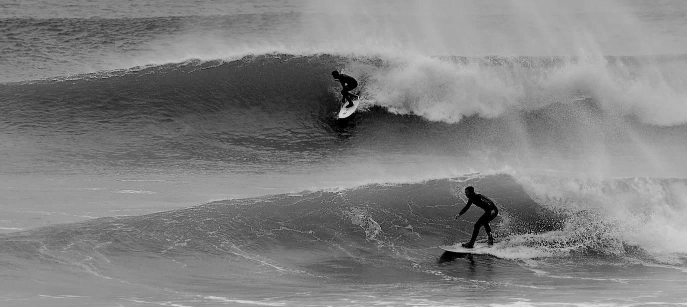 Photograph Lets share some waves by Andrew Hill on 500px