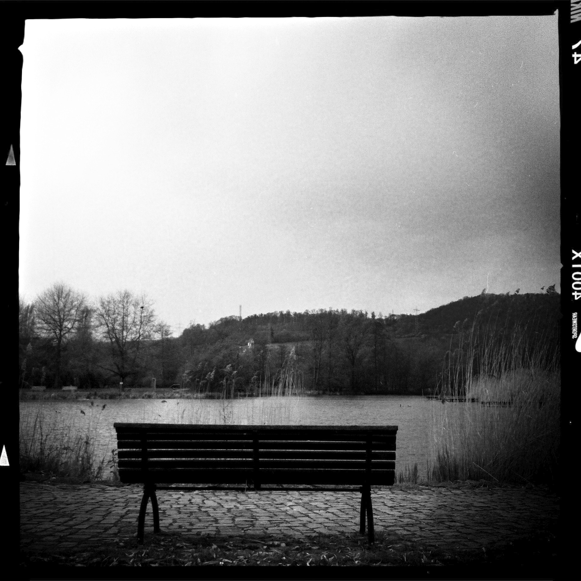 Photograph Bench at the pond by Tilman Haerdle on 500px
