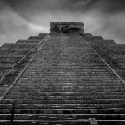 El Castillo Pyramid, Mexico
