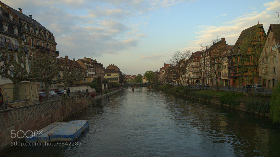 Photograph The River III At Strasbourg by Nam Hoang on 500px