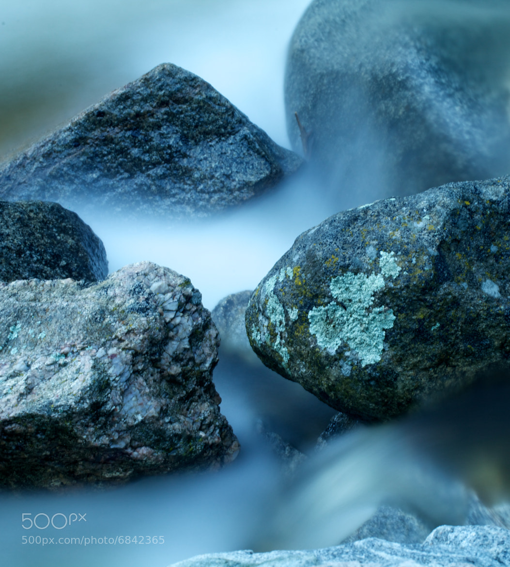 Photograph Water and Rocks by Bert Q  on 500px