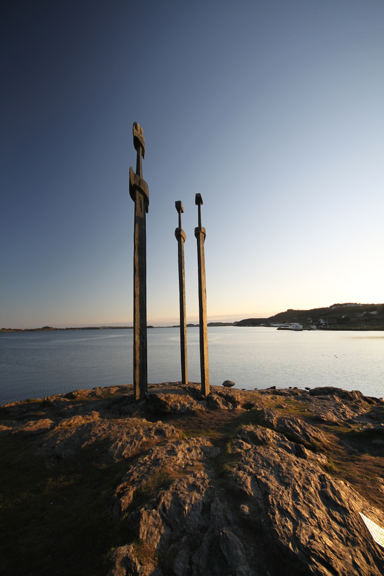 Photograph The three swords - Stavanger by Park Hyun Chul on 500px