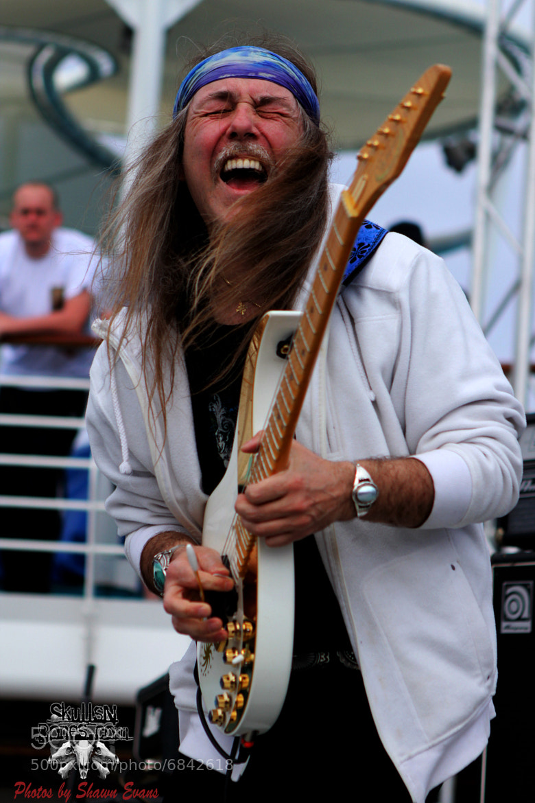 Photograph Uli Jon Roth - 70,000 Tons of Metal Cruise by Shawn Evans on 500px