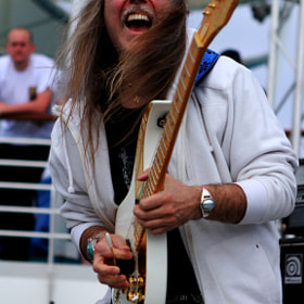 Uli Jon Roth - 70,000 Tons of Metal Cruise