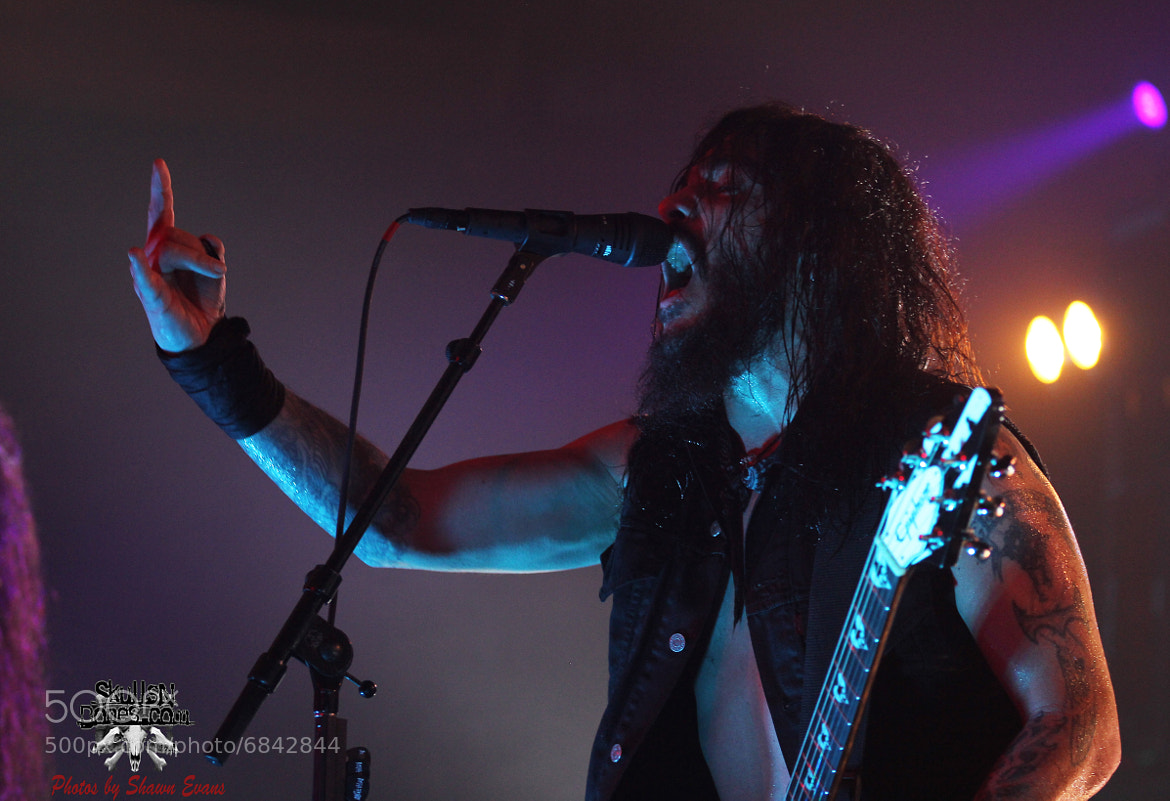 Photograph Robb Flynn - Machine Head by Shawn Evans on 500px