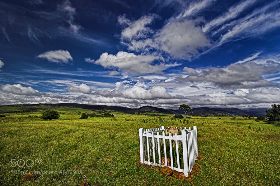 Photograph Final Resting Place by Peter Daalder on 500px