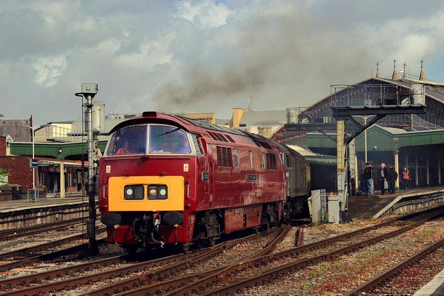 Heritage Diesels