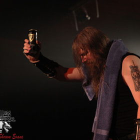 Johan Hegg - Amon Amarth by Shawn Evans (Sonic-Visions)) on 500px.com