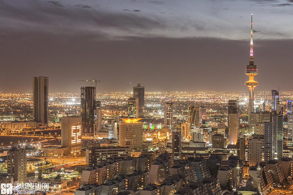 Photograph Kuwait Al Sawaber The Dusk Of State Of Kuwait by Sarah Alsayegh on 500px