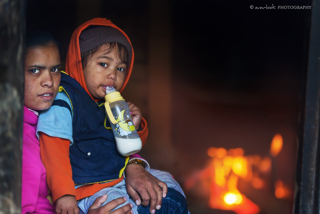 Photograph Stay warm by everlook  portraiture on 500px