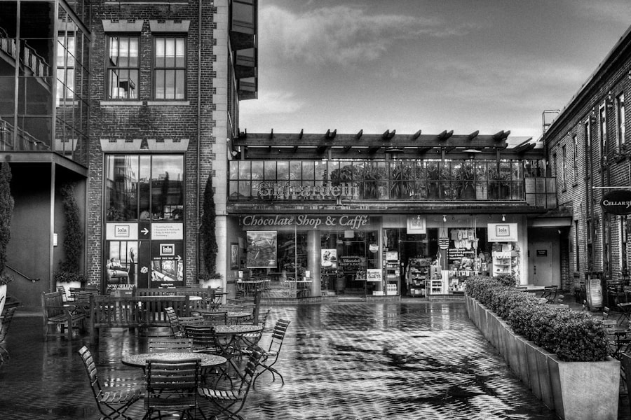 Photograph Ghirardelli Square by Randy Kochis on 500px