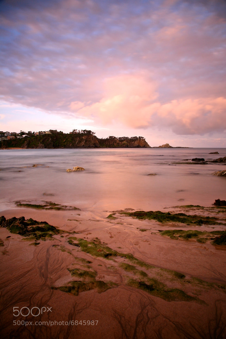 Photograph Sunset at Malua Bay, New South Wales by pseudognome on 500px
