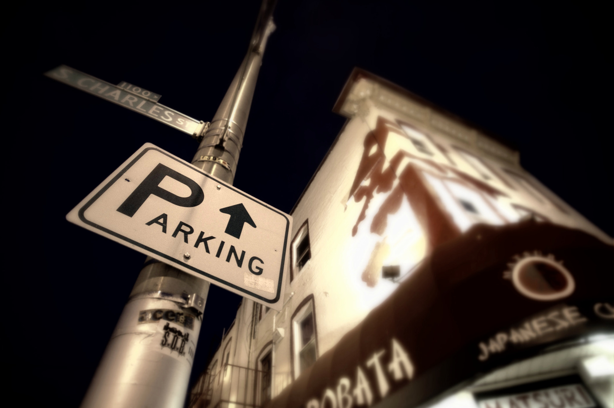 Photograph Parking, Where? by Anocha Yimsiriwattana on 500px